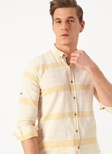 Twister Gömlek Sarı